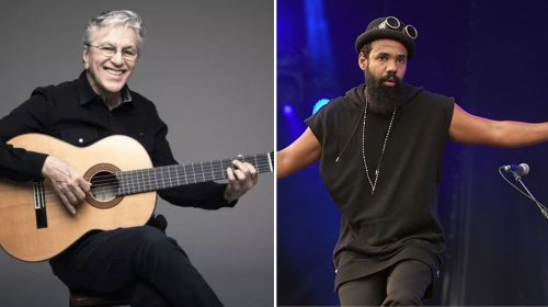 [Caetano, Ivete, Luiz Caldas, BaianaSystem e Barões da Pisadinha são indicados ao Grammy Latino]