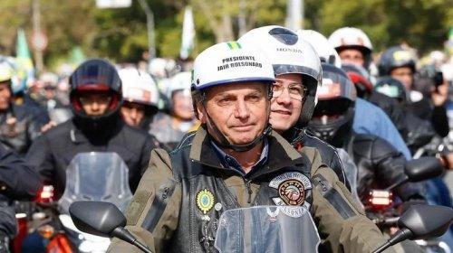 [Motociatas de Bolsonaro já custaram quase R$ 3 milhões aos cofres públicos]