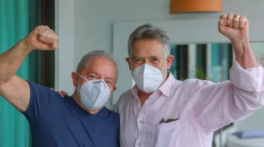"""[Zé de Abreu indica que será candidato a deputado pelo PT: """"Maior papel da minha vida""""]"""
