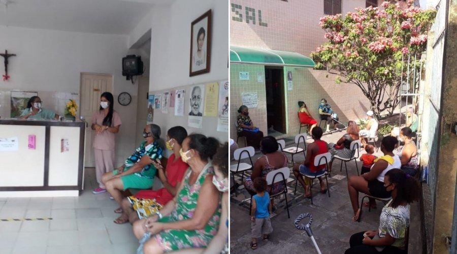 [Moradores de Vila Ruy Barbosa e Massaranduba passam por consultas médicas gratuitas; confira atendimento em outros bairros]