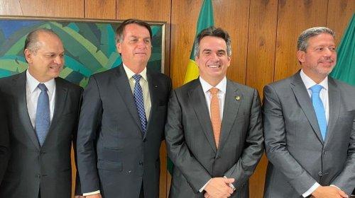 """[PP e PL cogitam federação para lançar Bolsonaro como """"candidato do Centrão""""]"""